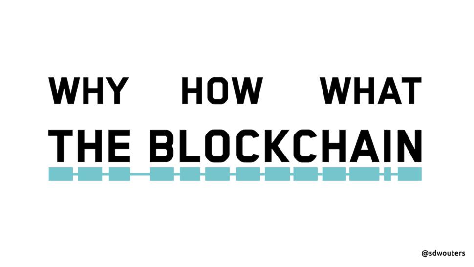 The Blockchain