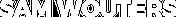 Blockchain Speaker – Sam Wouters Logo