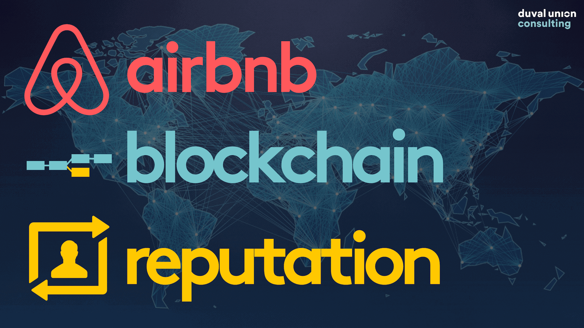 Airbnb Blockchain Reputation